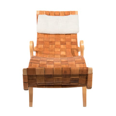 "#88 Chaise Lounge ""Pernilla"" by Bruno Mathsson"