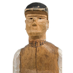 #885 Carved Man