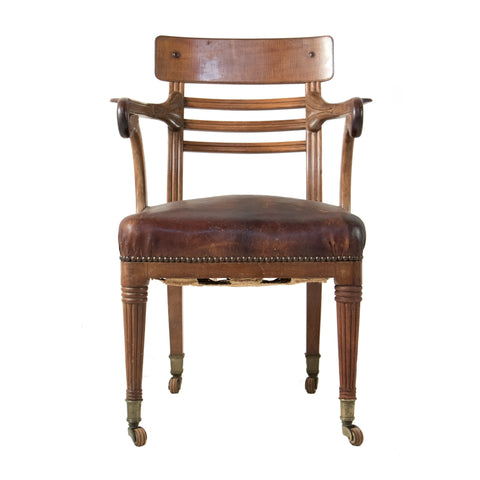 #947 Swedish Empire Chair