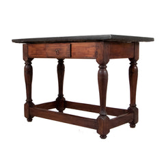 #988 Baroque Stone Top Table