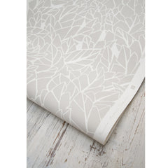 Collective - Hand printed Wallpaper, Beige