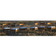 #3001 Skog - Outdoor Side Chair in Teak