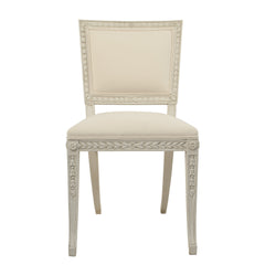 """Paula"" Gustavian Reproduction Dining Side Chair"