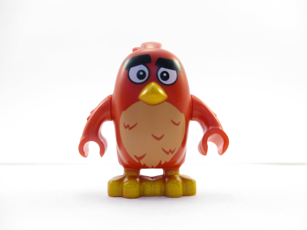 LEGO The Angry Birds Movie Red Bird Minifigure 75822 Mini Fig