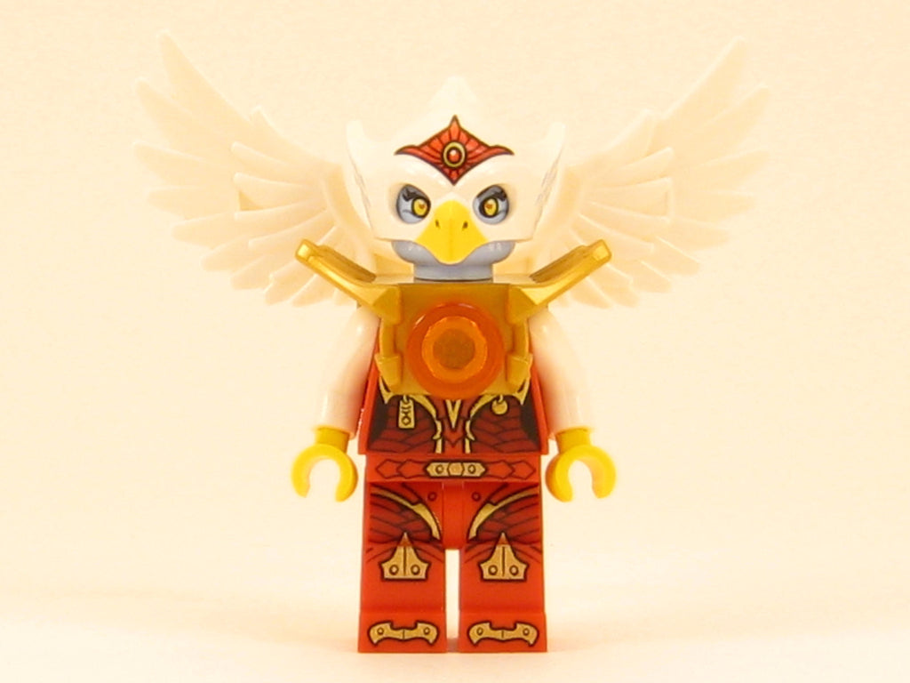 LEGO Legends of Chima Fire Eris Minifigure Eagle Tribe