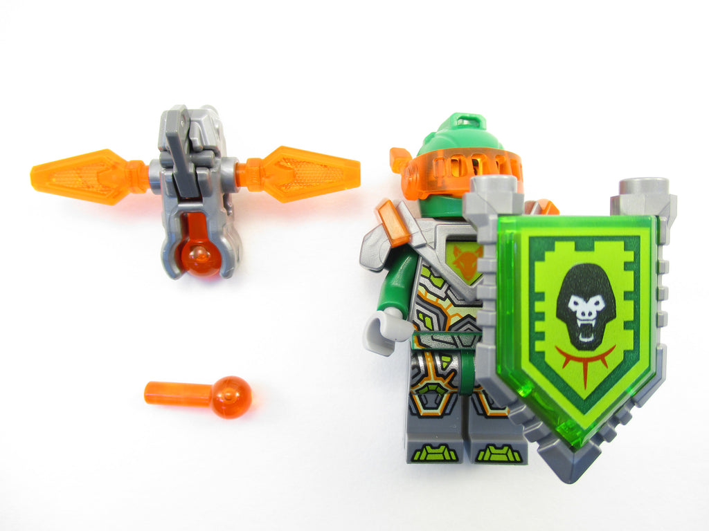 LEGO Nexo Knights Aaron Minifigure 70349 Mini Fig 1 Nexo Power Season 3
