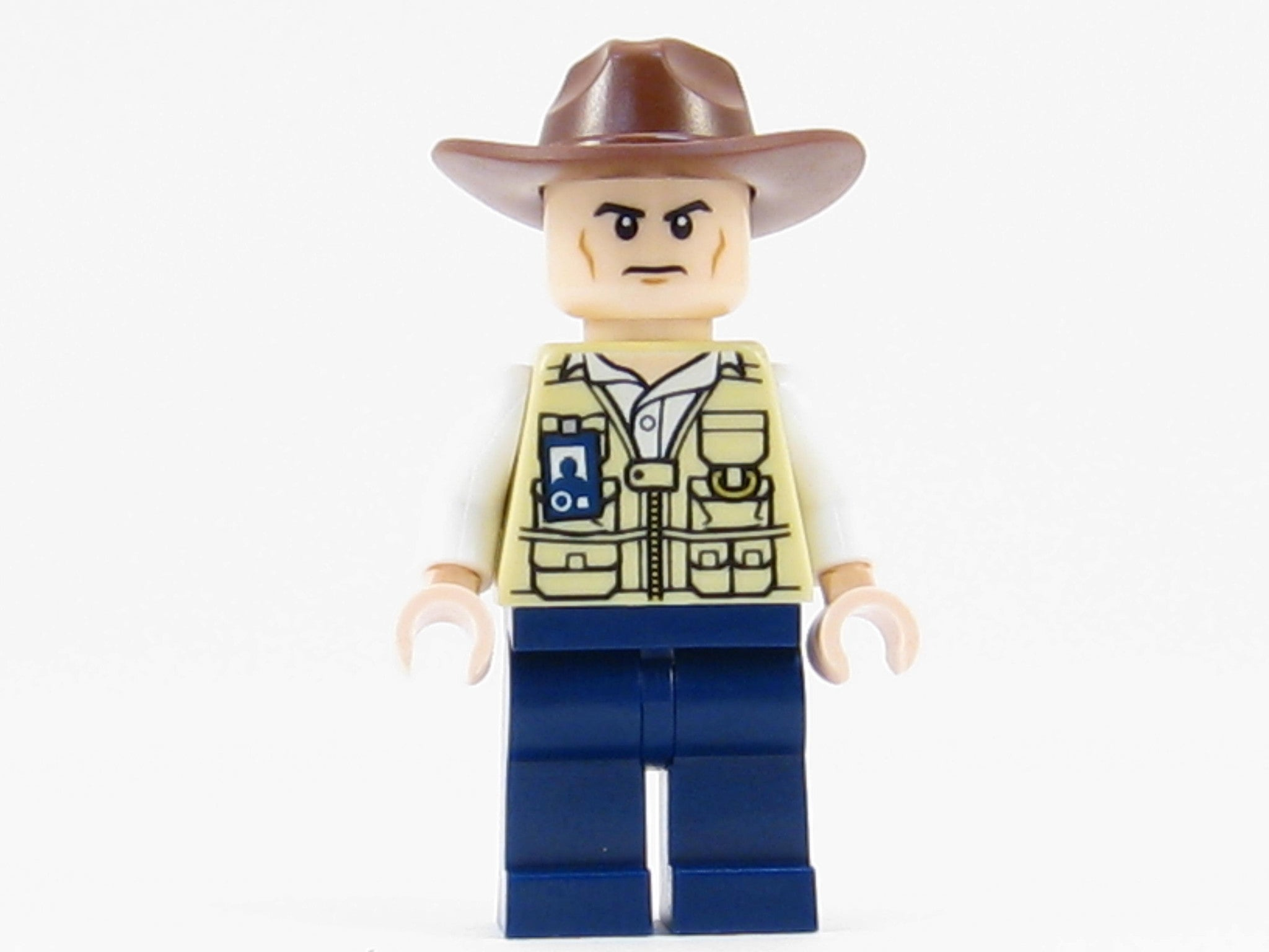 LEGO Jurassic World Vet Veterinarian Minifigure 75918