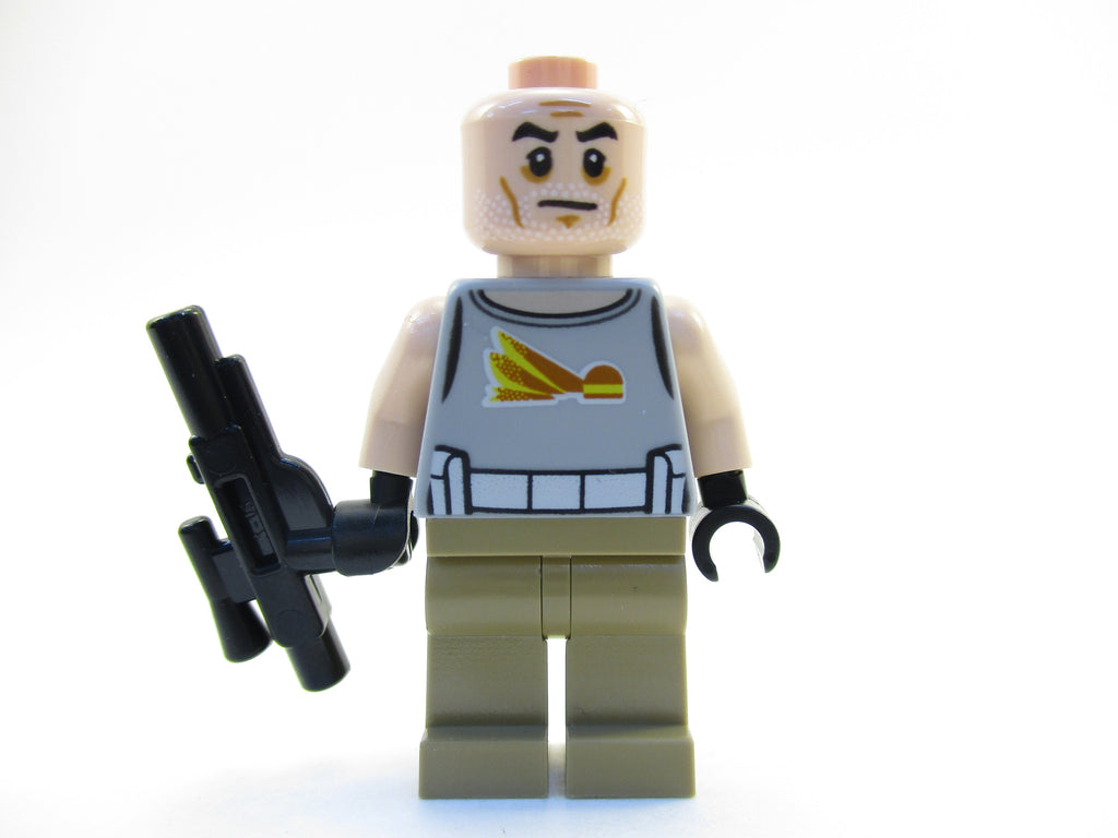 LEGO Star Wars Commander Gregor Minifigure 75157 Mini Fig