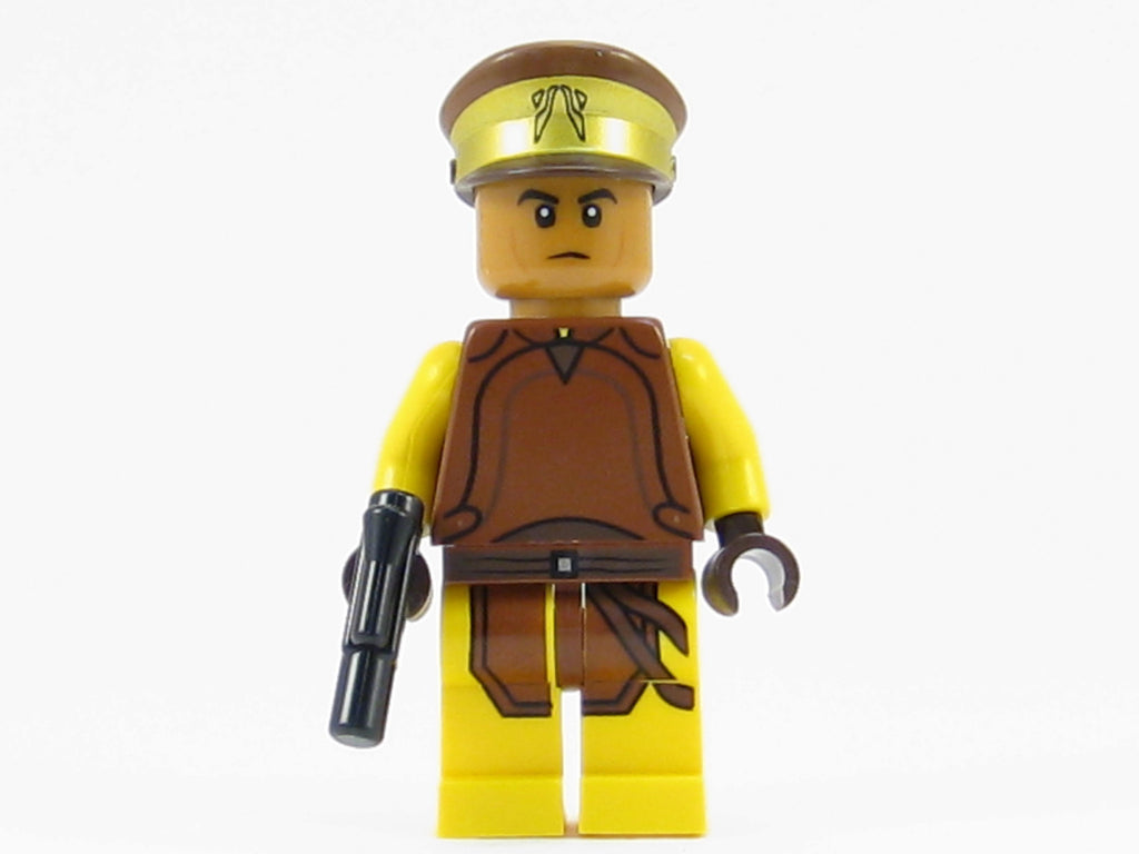 LEGO Star Wars Naboo Security Guard Minifigure Mini Fig