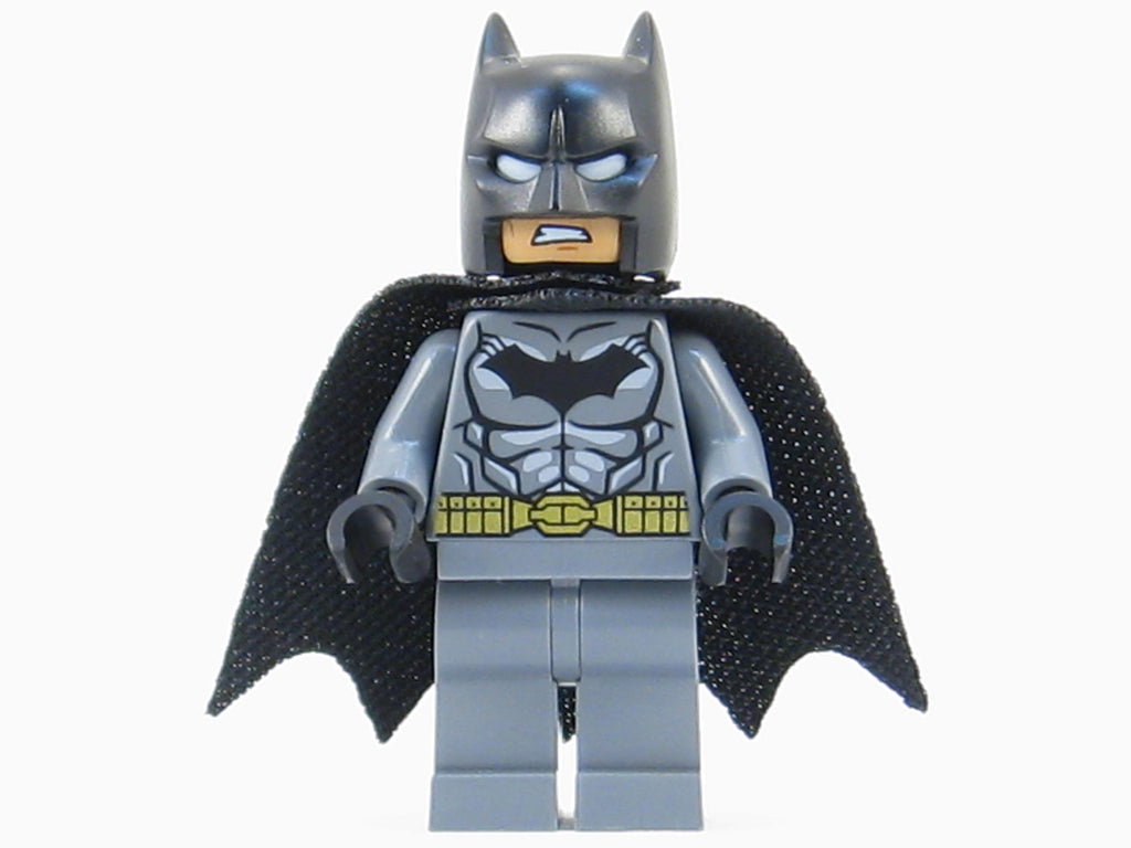 LEGO DC Super Heroes Batman Minifigure Mini Fig with Cape 76034