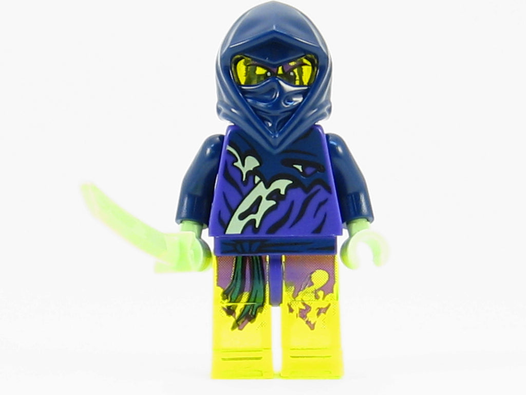 LEGO Ninjago Attila Ghost Ninja Warrior Minifigure NEW 2015
