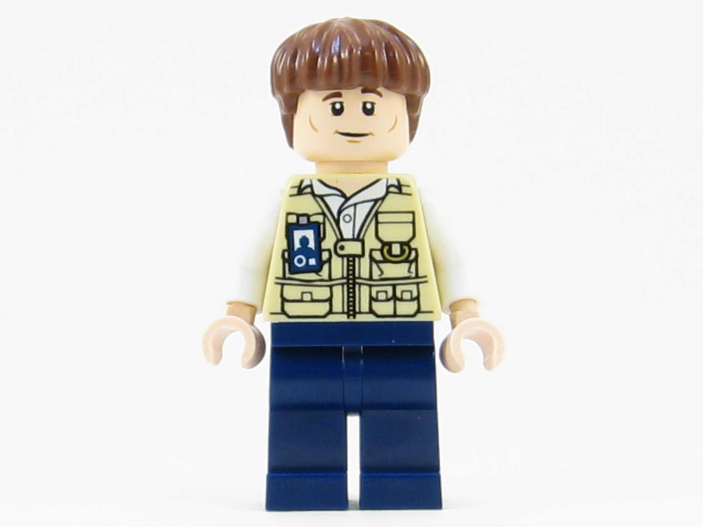 LEGO Jurassic World Vet Veterinarian Minifigure 75920