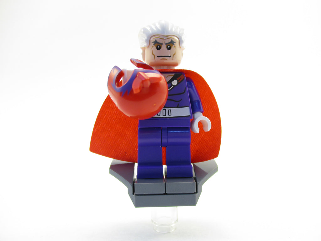 LEGO Marvel Super Heroes Magneto Minifigure 76022 Mini Fig