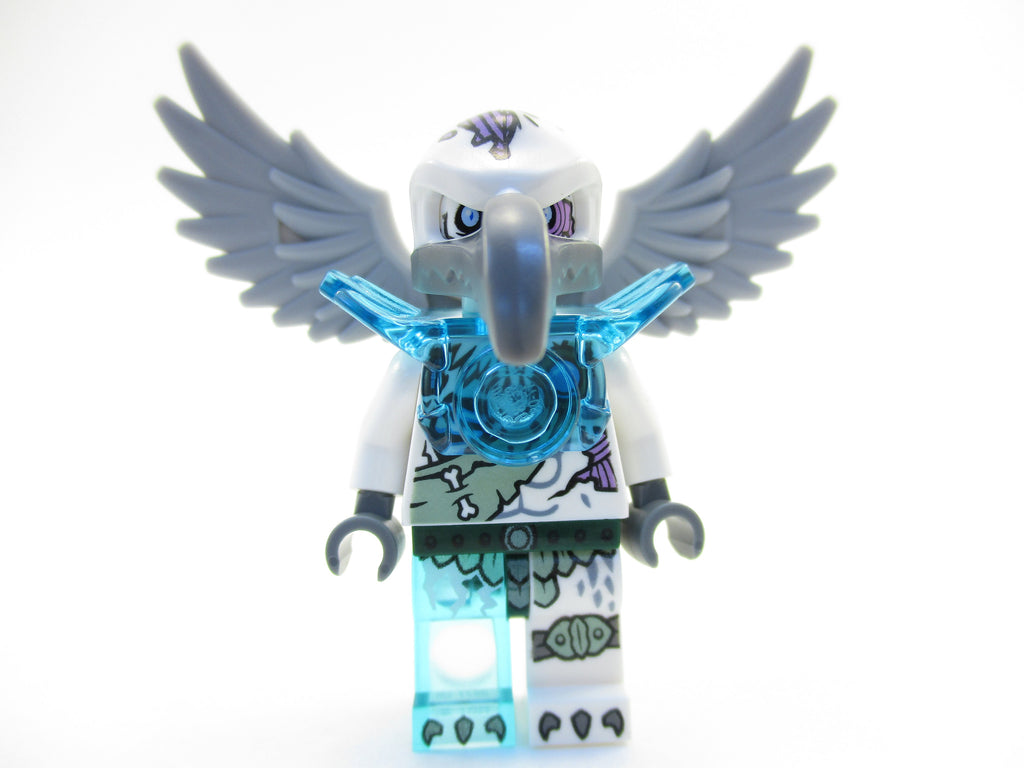 LEGO Legends of Chima Voom Voom Minifigure 70147 Mini Fig Vulture Tribe