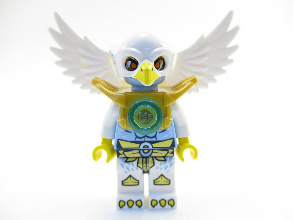 LEGO Legends of Chima Ewar Minifigure 70012 Mini Fig Eagle Tribe
