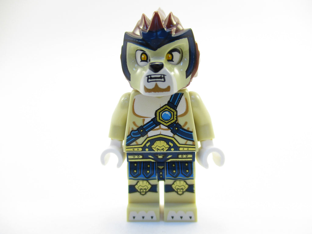 LEGO Legends of Chima Lennox Minifigure 70011 Mini Fig Lion Tribe
