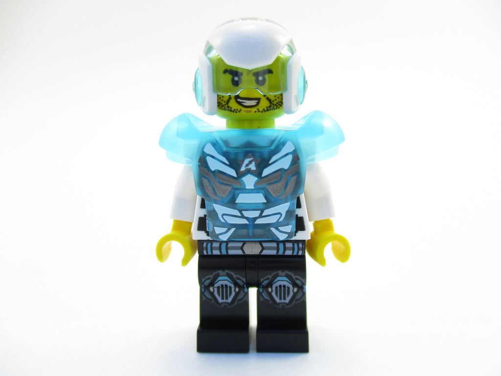 LEGO Ultra Agents Agent Jack Fury Minifigure 70169 Mini Fig
