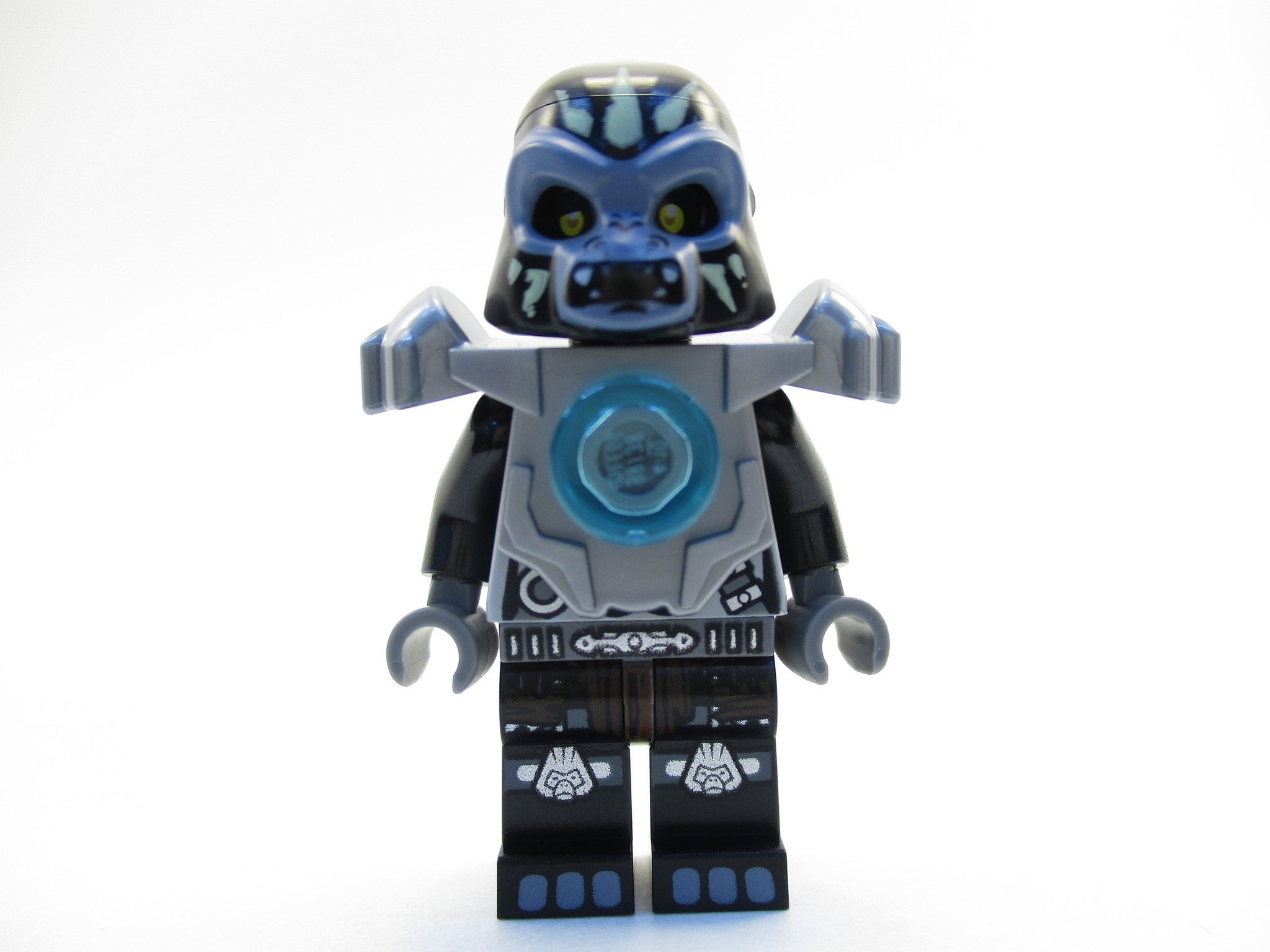 LEGO Legends of Chima Gorzan Minifigure 70130 Mini Fig Gorilla Tribe