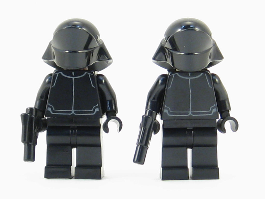 LEGO Star Wars Force Awakens Minifigures Lot of 2 First Order Crew Ep. 7 Minifig