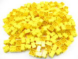 LEGO Yellow Brick 2x2 Lot of 100 Parts Pieces 3003