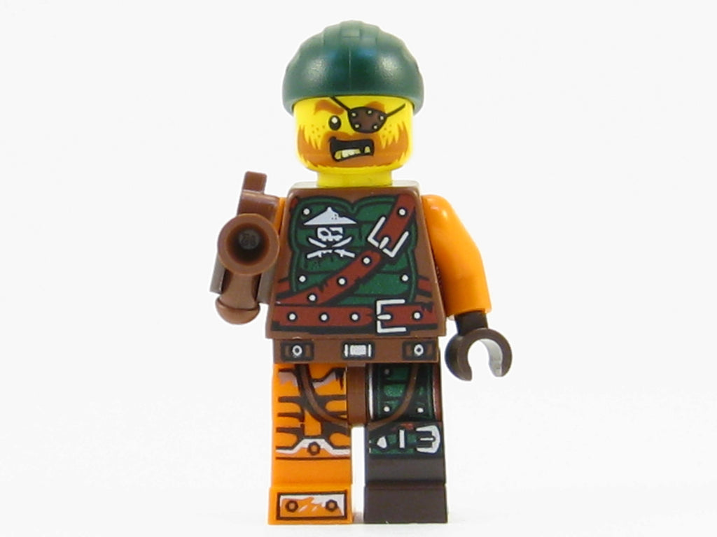 LEGO Ninjago Skybound Bucko Ninja Enemy Minifigure Sky Pirate NEW 2016