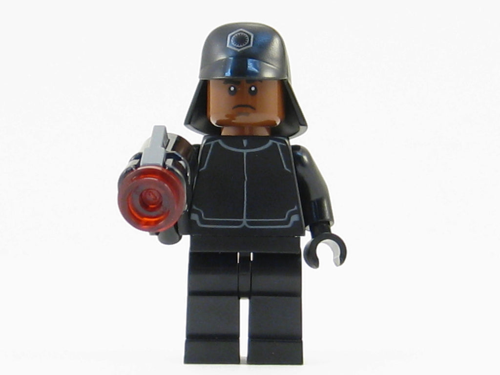 LEGO Star Wars Force Awakens Minifigure First Order Crew Insignia
