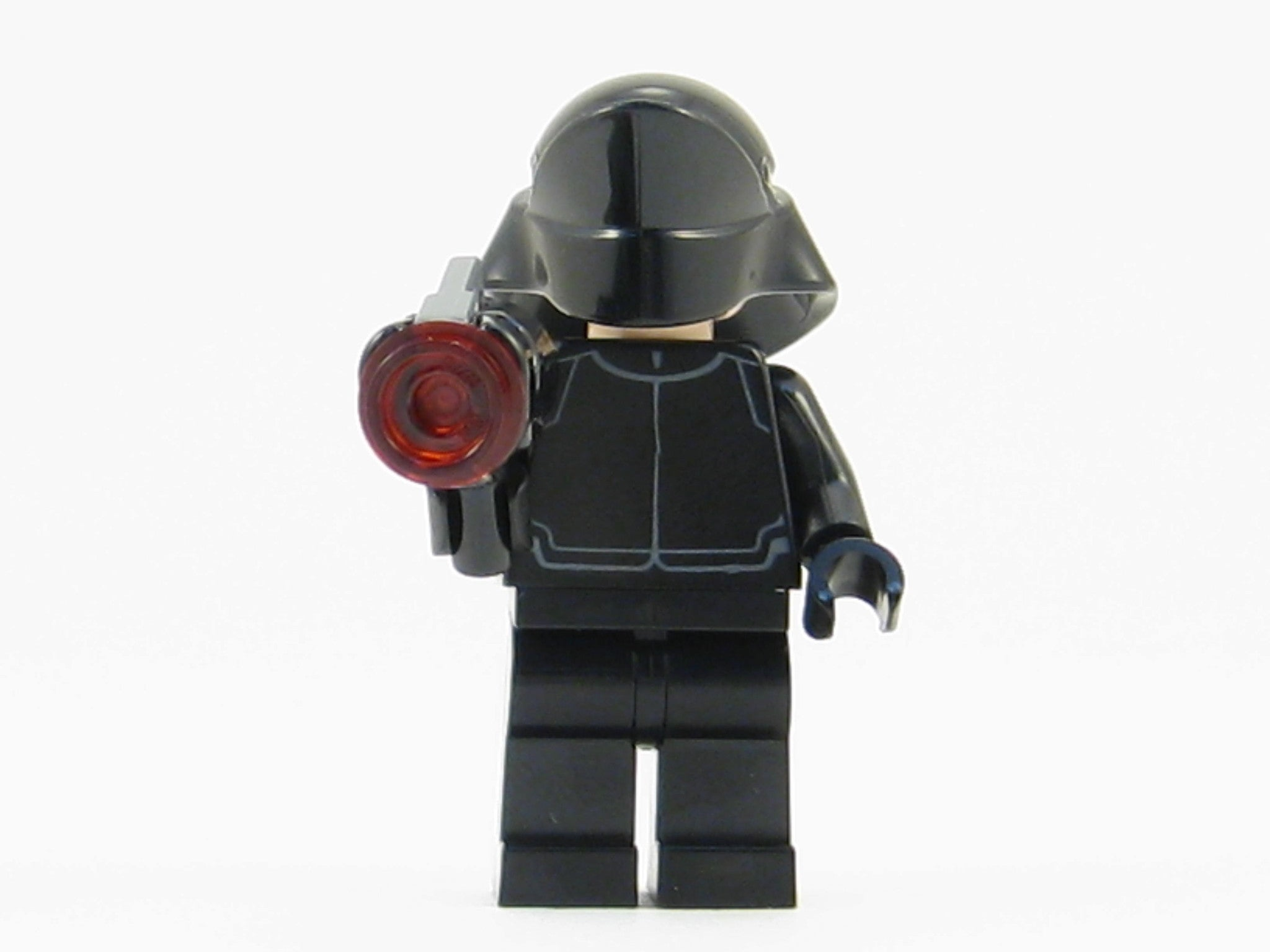 LEGO Star Wars Force Awakens Minifigure First Order Crew Flesh