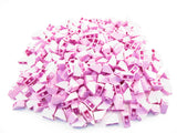 LEGO Bright Pink Slope 45 2x1 Lot of 100 Parts Pieces 3040