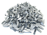 LEGO Dark Bluish Grey Slope 33 3x1 Lot of 100 Parts Pieces 4286 Gray