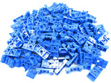 LEGO Blue Vehicle Mudguard 2x4 Arch Studded with Hole Lot of 100 Parts Pieces 60212