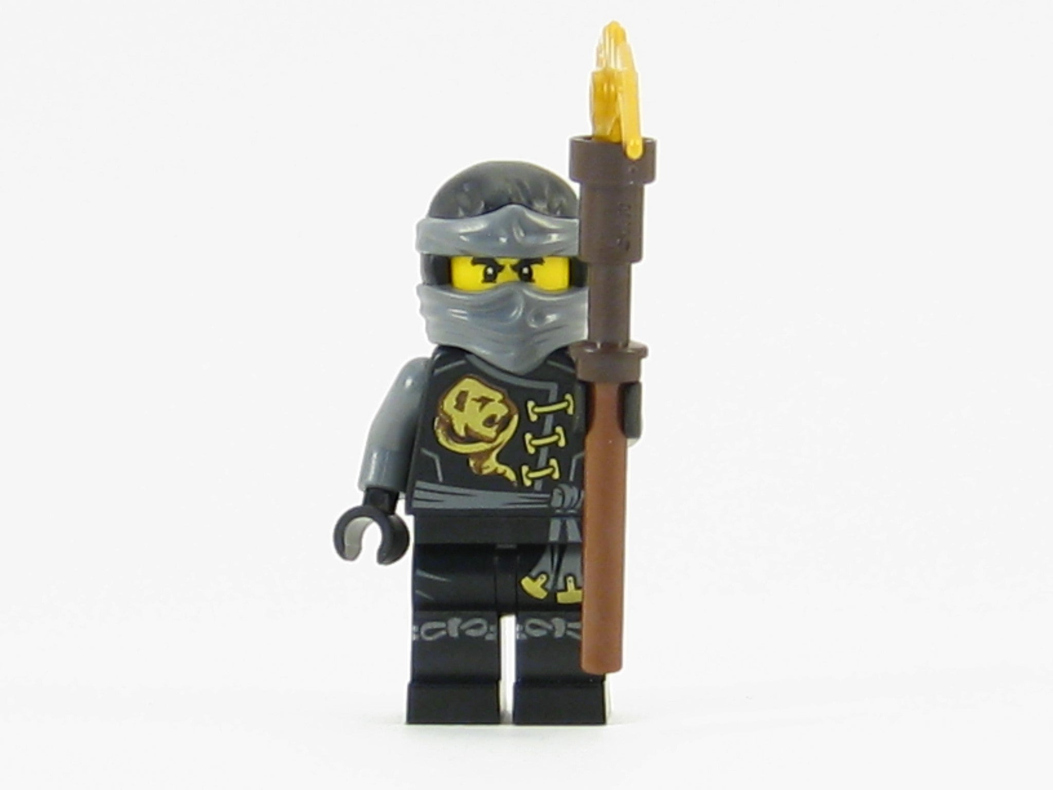 LEGO Ninjago Skybound Cole Black Ninja Minifigure Sky Pirate NEW 2016