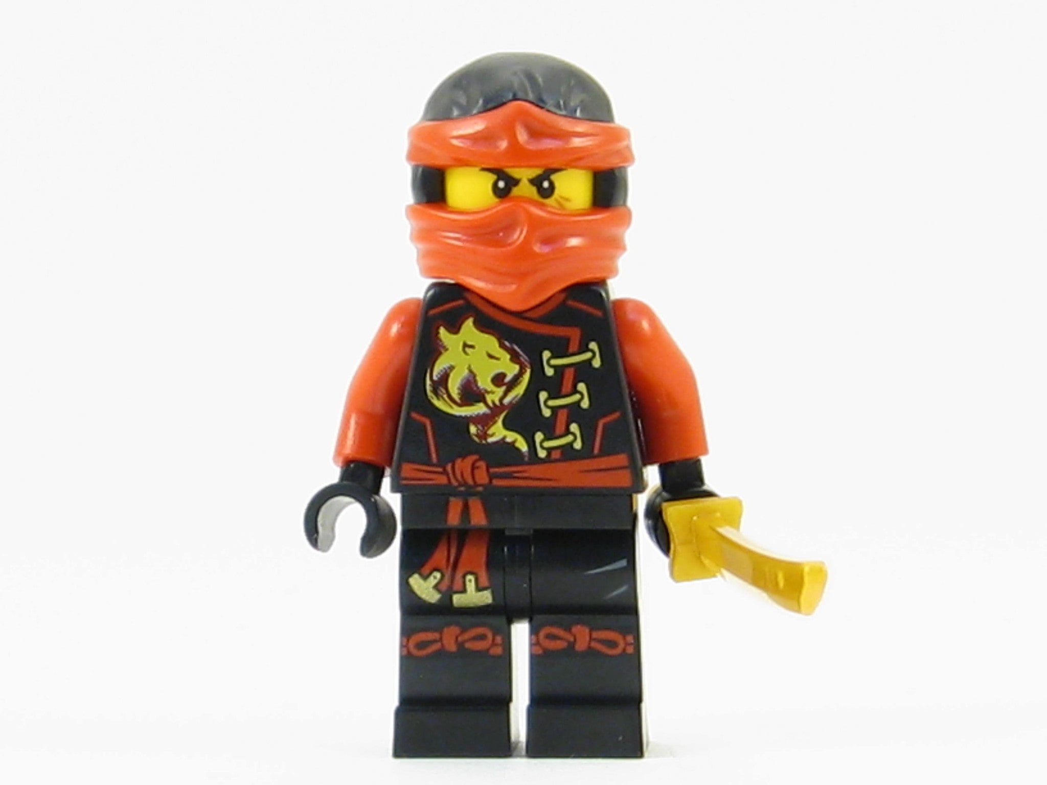 LEGO Ninjago Skybound Kai Red Ninja Minifigure Sky Pirate