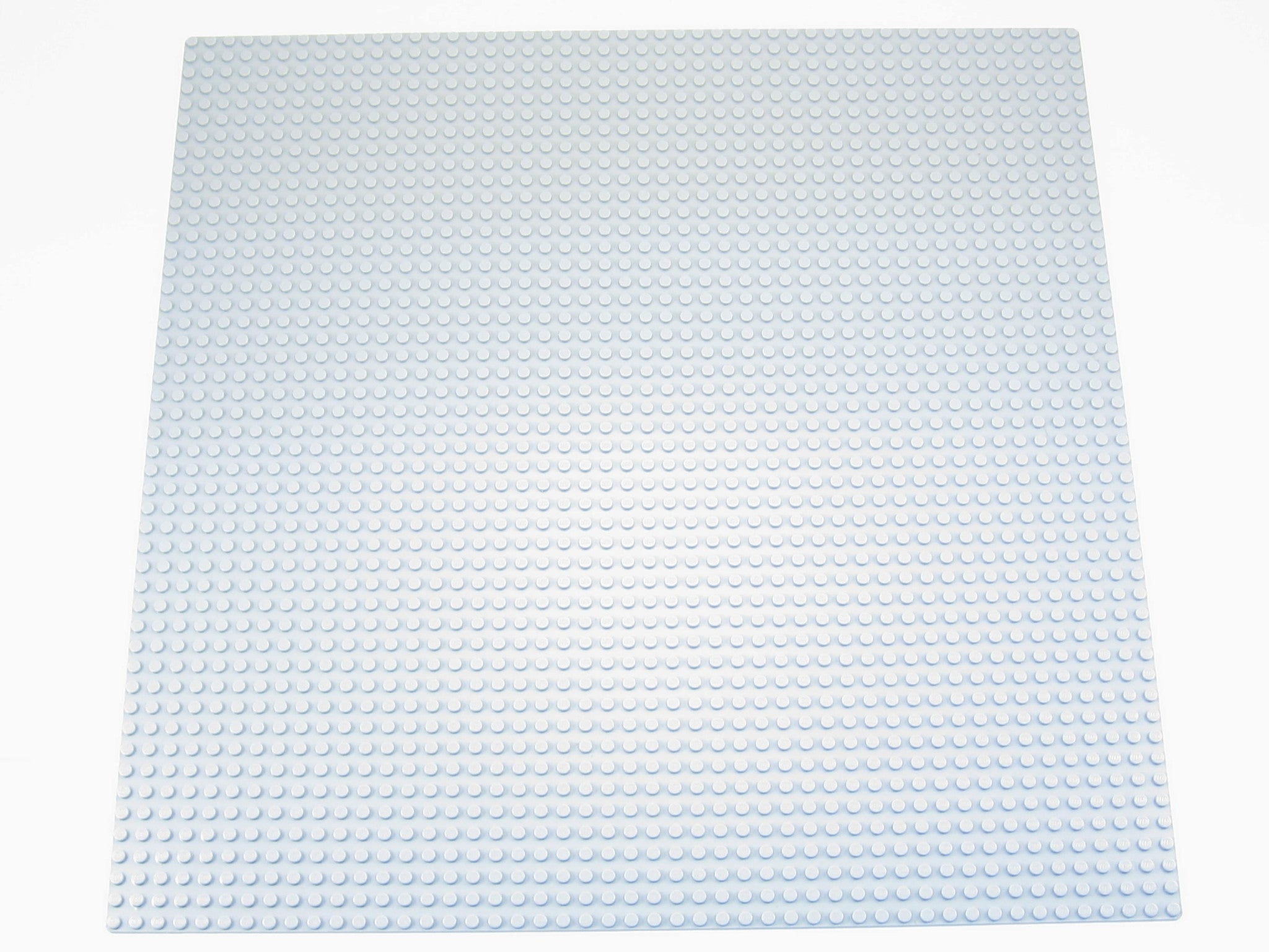 LEGO Lt. Bluish Grey Baseplate 48x48 Part Piece 4186 Base Plate