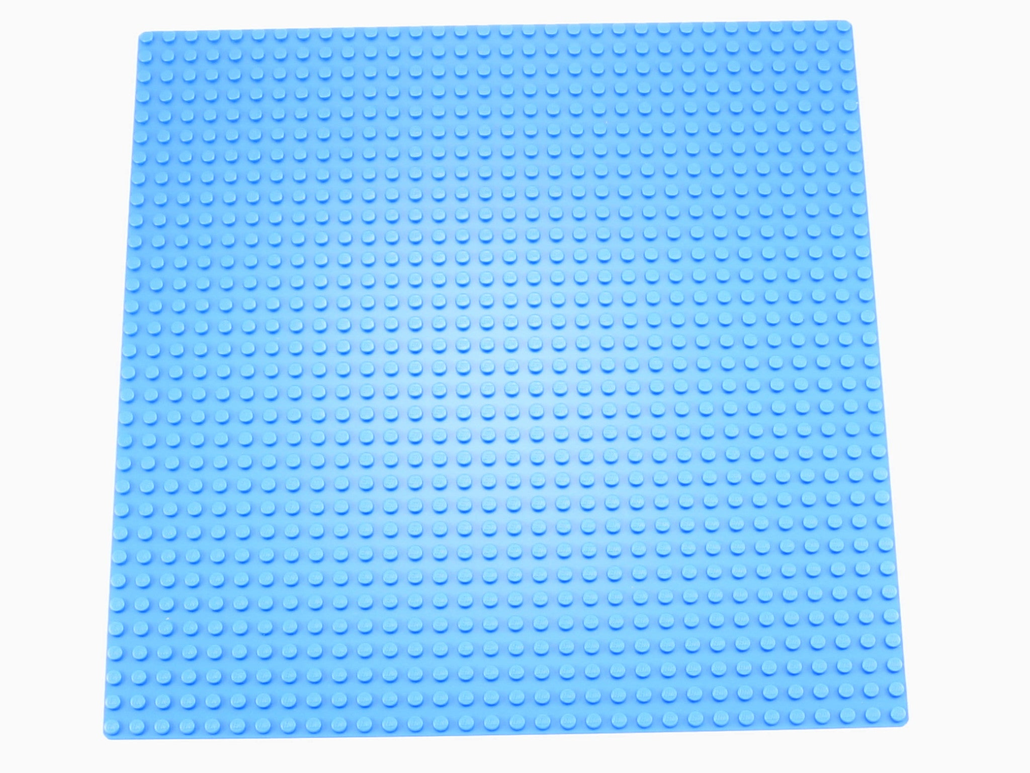 LEGO Blue Baseplate 32x32 Part Piece 3811 Base Plate