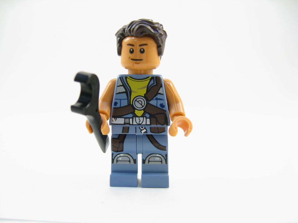 LEGO Star Wars Minifigure Zander Freemaker Adventures 75147