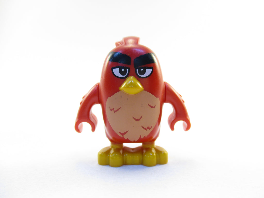 LEGO The Angry Birds Movie Red Bird Minifigure 75825 Mini Fig