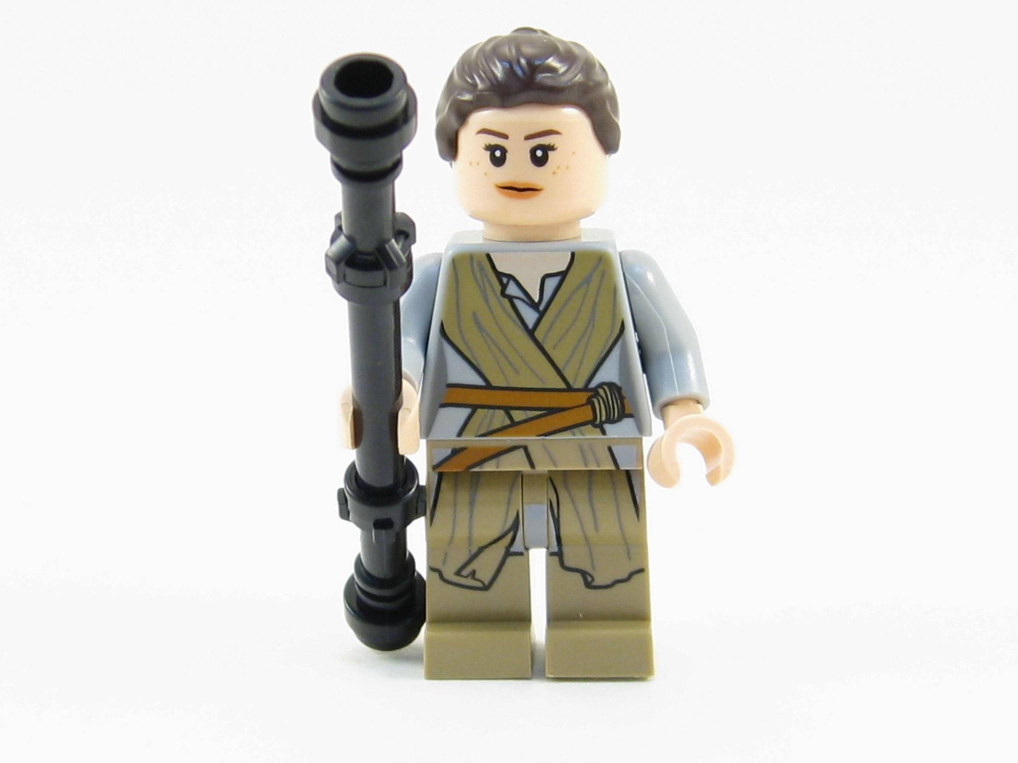 LEGO Star Wars Force Awakens Rey Minifigure 75148 Minifig Ep. 7
