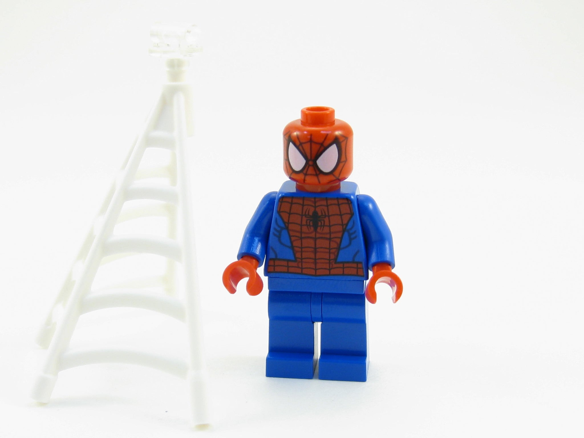 LEGO Marvel Super Heroes Spider Man Minifigure 76058 Mini Fig