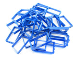 LEGO Blue Door Frame 1x4x6 Lot of 25 Parts Pieces 60596