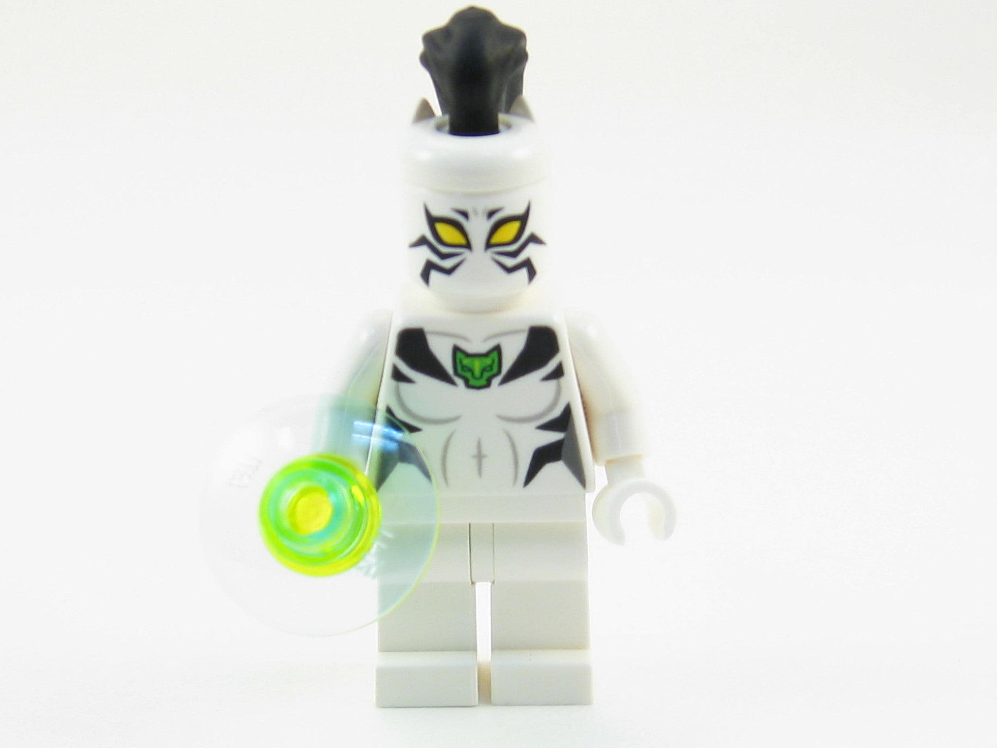 Lego Marvel Super Heroes White Tiger Minifigure 76059 Mini Fig