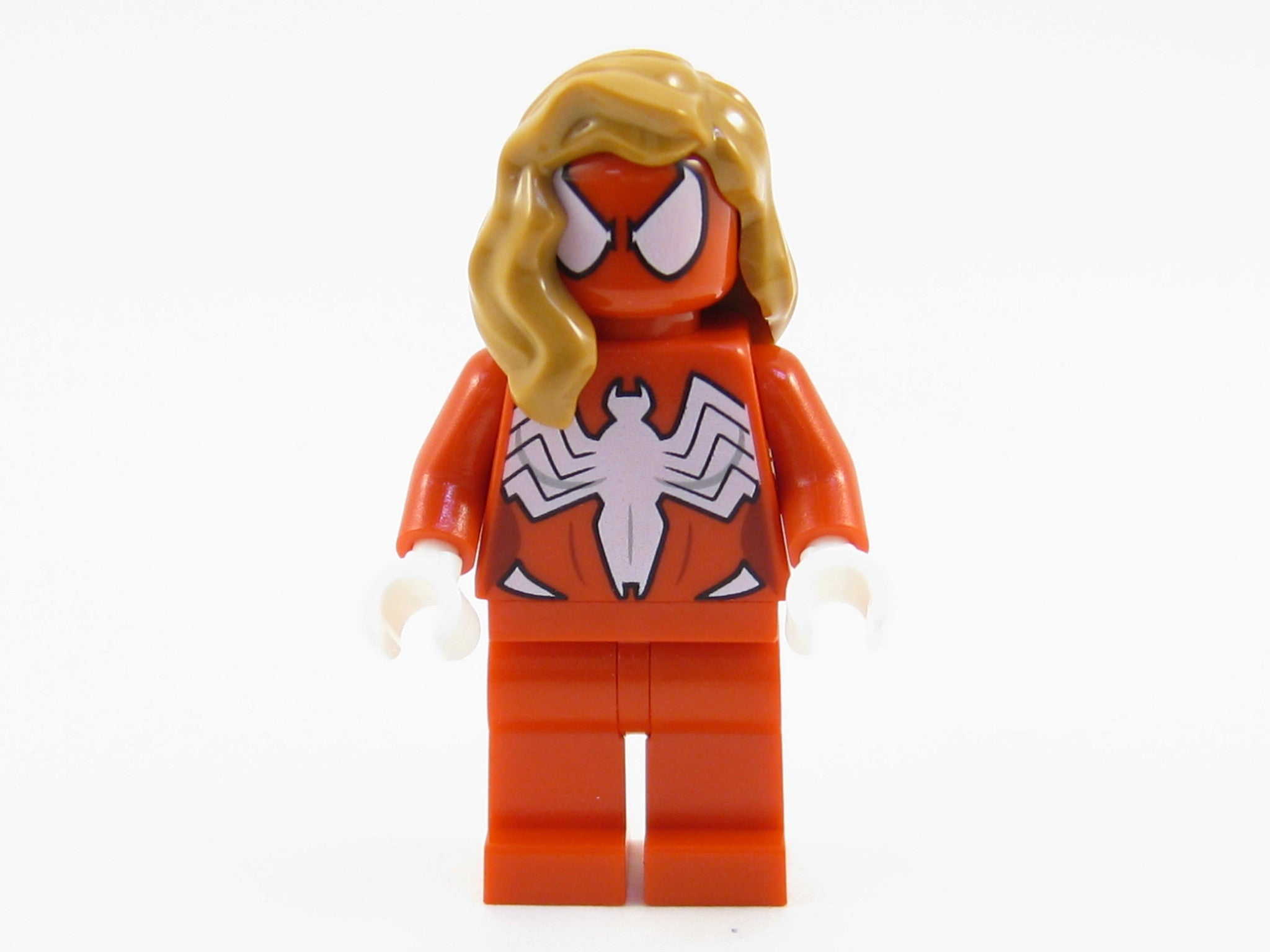LEGO Marvel Super Heroes Spider Girl Minifigure 76057 Woman