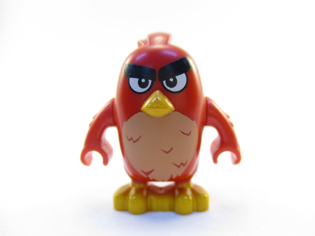 LEGO The Angry Birds Movie Red Bird Minifigure 75824 Mini Fig