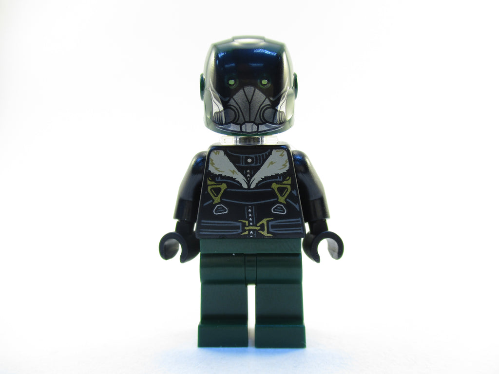 LEGO Spider-Man Homecoming Vulture Minifigure 76083 Mini Fig