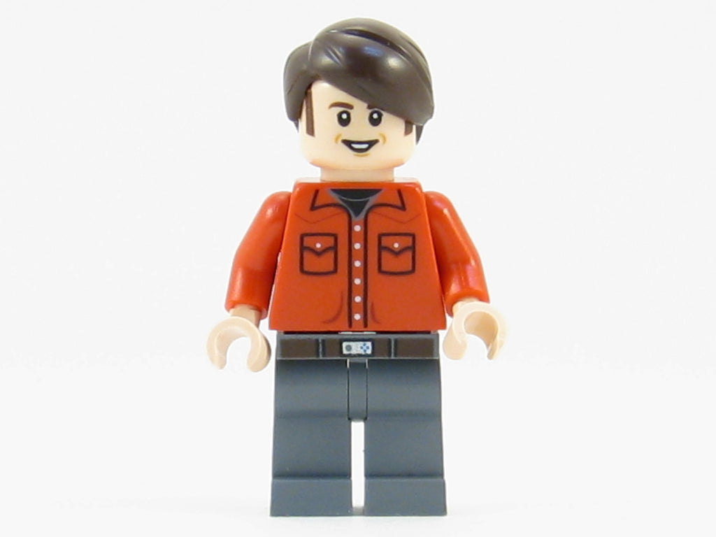 LEGO Ideas Big Bang Theory Minifigure Howard Wolowitz Mini Fig 21302