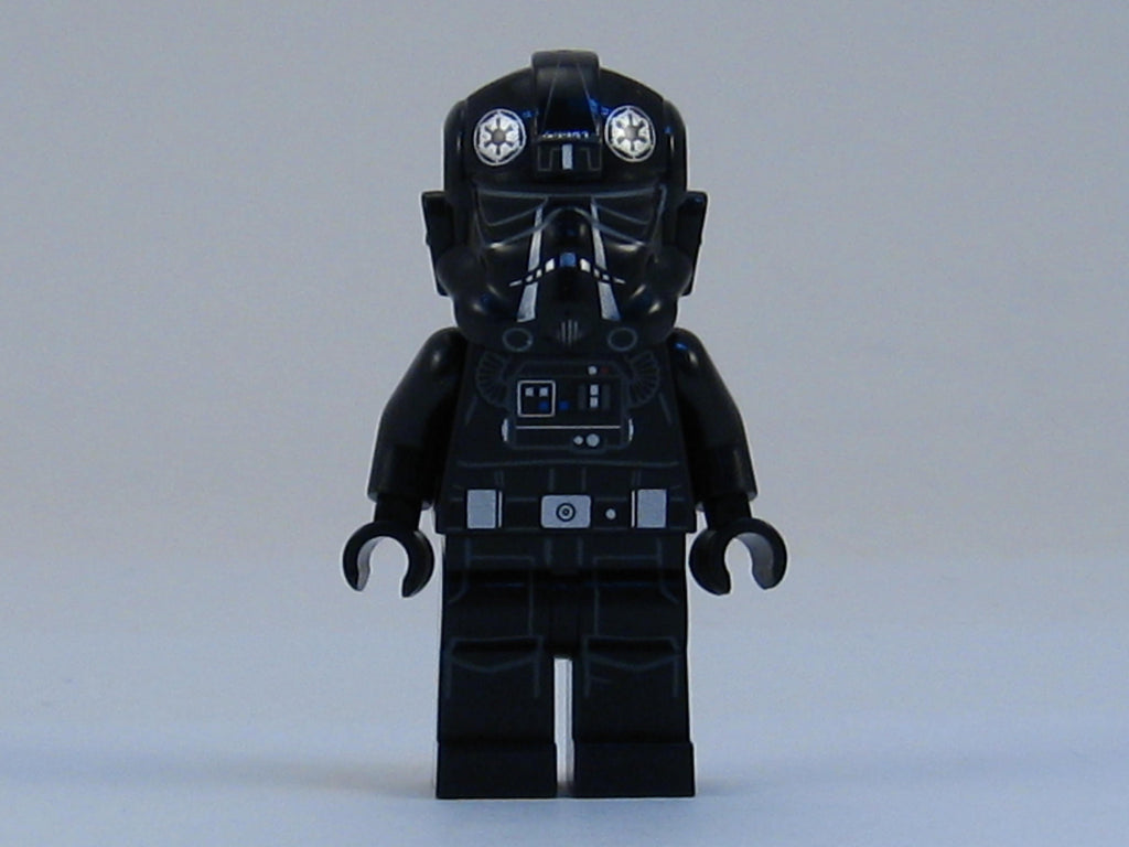 LEGO Star Wars Rogue One Tie Pilot Minifigure 75154 Minifig