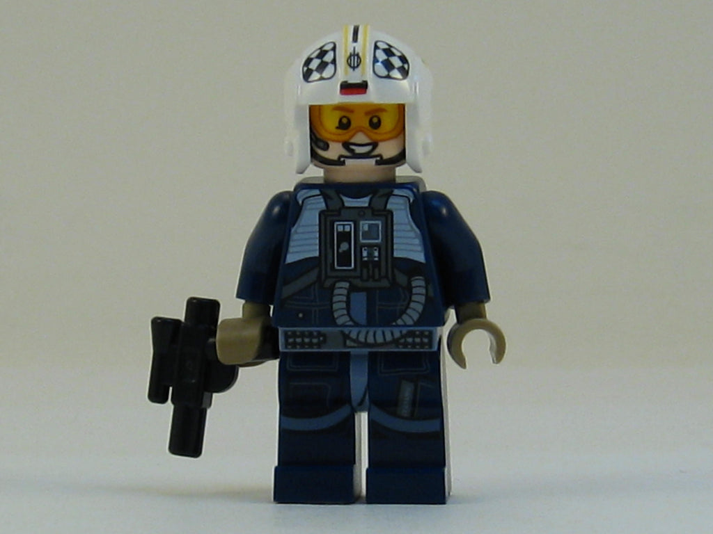 LEGO Star Wars Rogue One U-Wing Pilot Minifigure 75155 U Wing Minifig