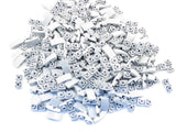 LEGO Light Bluish Gray Slope Curved 2x1 Inverted Lot of 100 Parts Pieces 24201