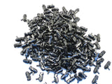 LEGO Black Minifig Weapon Gun Mini Blaster Shooter Lot of 100 Parts Pieces 15391