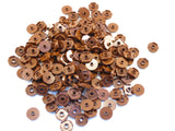 LEGO Reddish Brown Tile Round 2x2 Open Stud Lot of 100 Parts Pieces 18674