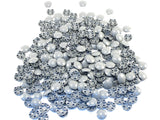 LEGO Dark Bluish Gray Plate Round 2x2 Rounded Bottom Lot of 100 Parts Pieces 2654